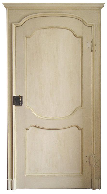 Riproduzioni di porte antiche: il problema della porta a filo del ...