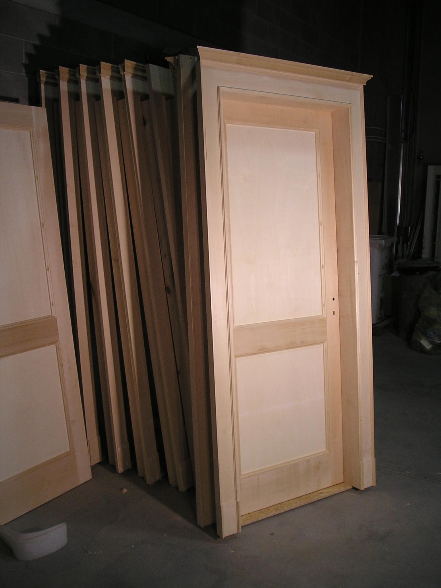 Riproduzioni di porte antiche il problema della porta a for Telaio porta